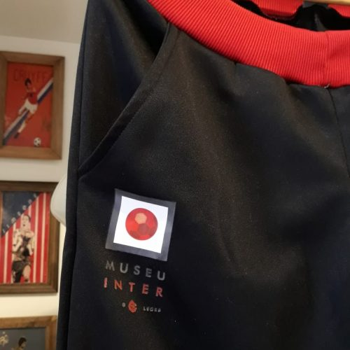 Calça feminina Internacional Reebok Museu do Inter