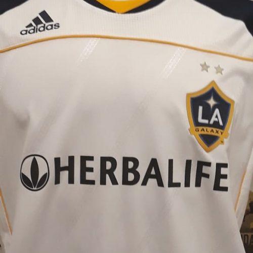 Camisa LA Galaxy Adidas Leonardo