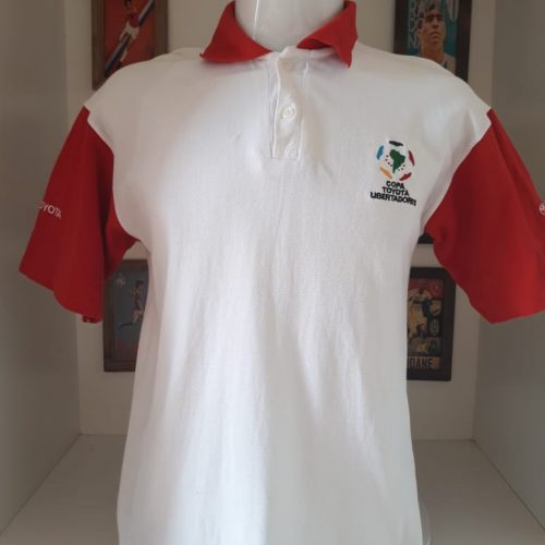 Camisa Polo Libertadores da América Toyota