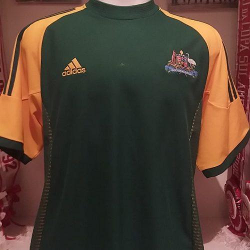 Camisa Austrália Adidas Kewell