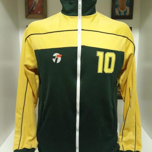 Jaqueta Brasil Topper retro
