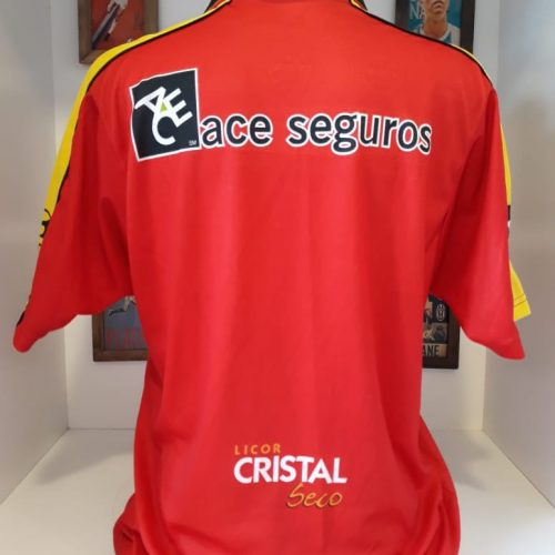 Camisa Deportivo Cuenca Marathon