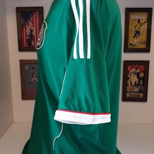 Camisa México Adidas 2011
