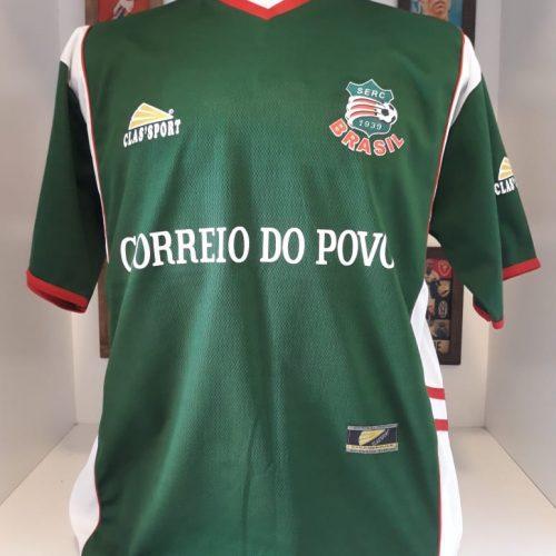 Camisa Brasil de Farroupilha Clas´sport
