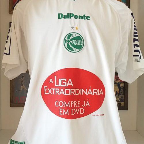 Camisa Juventude Dal Ponte Liga Extraordinária