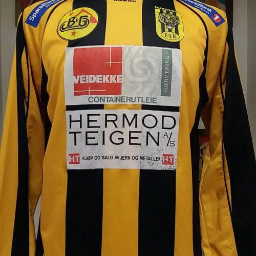 Camisa Egersunds IK Umbro mangas longas