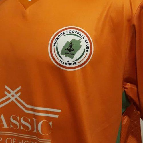 Camisa Neroca FC Vector X