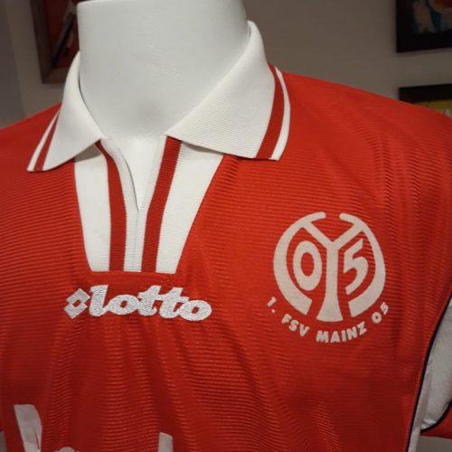 Camisa Mainz Lotto