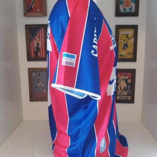 Camisa Capixaba FC Spózer