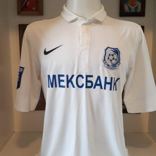 Camisa Chornomorets Odesa Nike 2012 Andriy Slinkin
