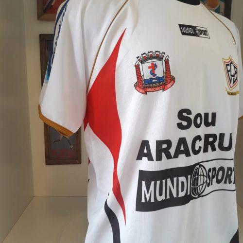 Camisa EC Aracruz Vitória Esportes