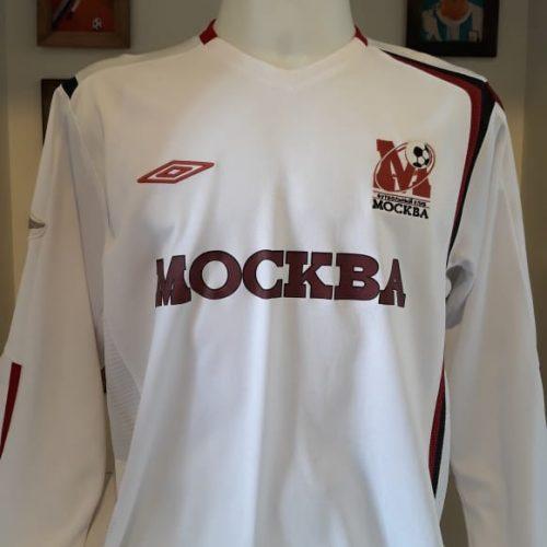 Camisa FC Moscow Umbro 2007 Okoronkwo
