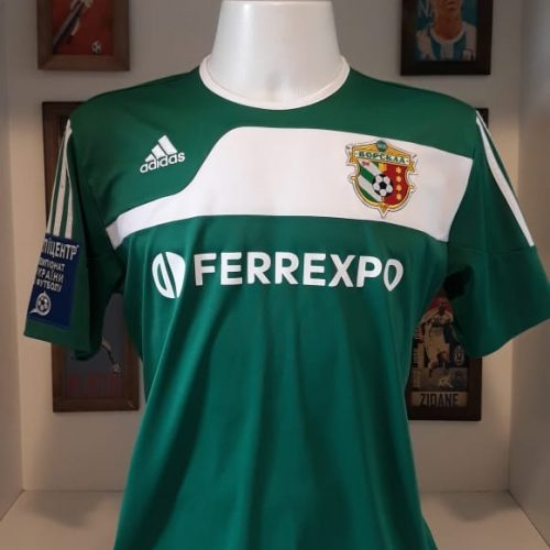 Camisa Vorskla Poltava Adidas 2011