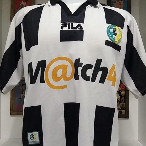Camisa Den Haag Fila 1999