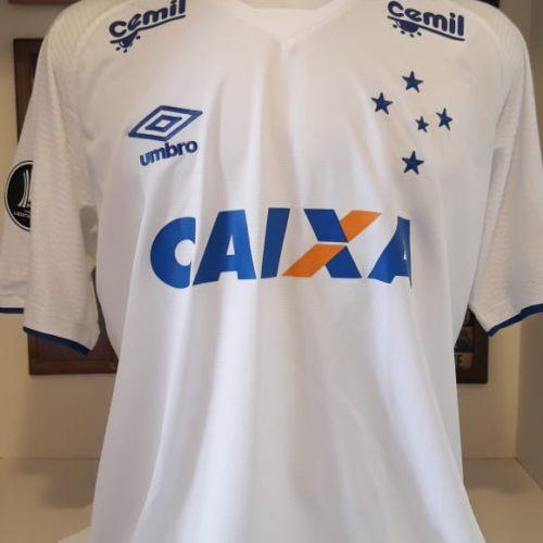 Camisa Cruzeiro Umbro 2017 Fred