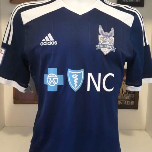 Camisa Carolina Railhawks Adidas