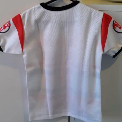 Camisa Manchester United infantil