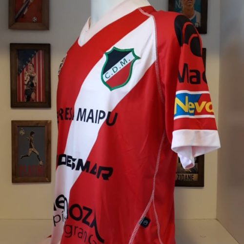 Camisa Deportivo Maipú Il Ossso