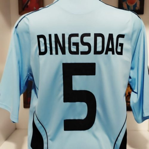 Camisa Heerenveen Jako 2009 Dingsdag