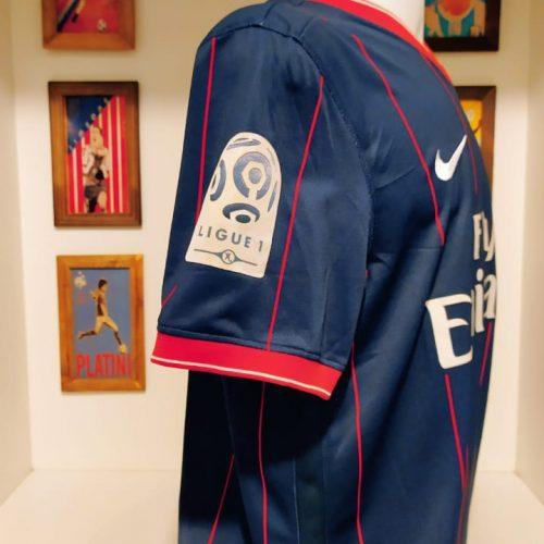 Camisa Paris Saint-Germain Nike 2009 Ceará