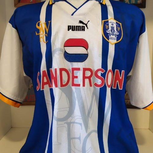 Camisa Sheffield Wednesday Puma 1995