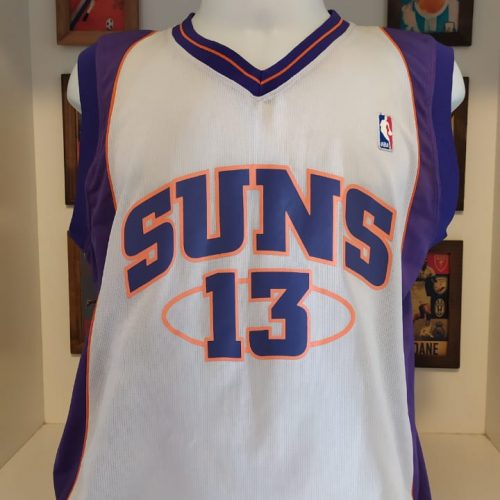 Camisa Phoenix Suns NBA Athletic Nash
