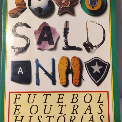 Livro João Saldanha Futebol e outras histórias