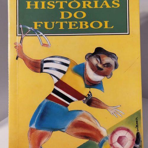 Livro João Saldanha Histórias do futebol