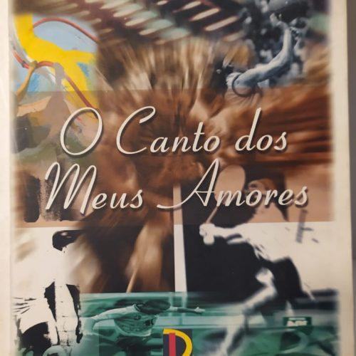 Livro Armando Nogueira O canto dos meus amores