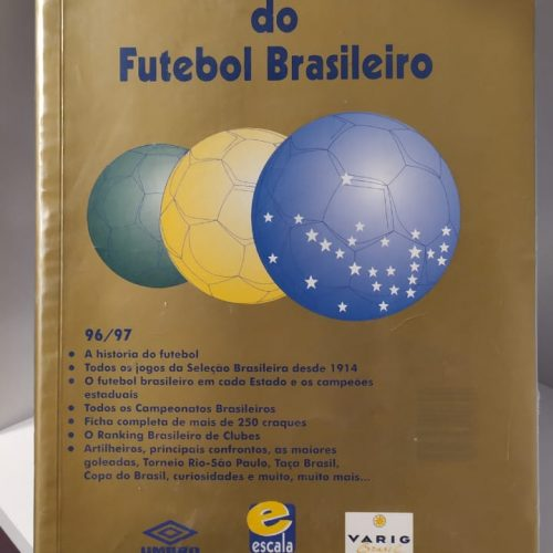 Livro Marco Aurelio Klein O almanaque do futebol brasileiro