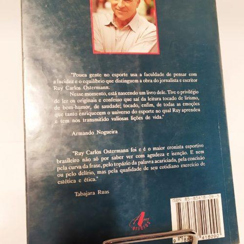 Livro Ruy Carlos Ostermann Itinerário da derrota