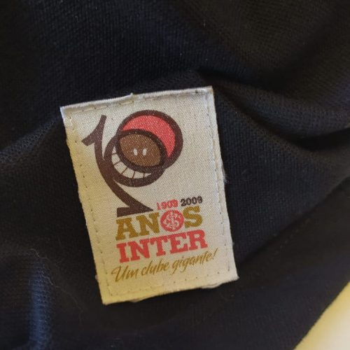 Camisa Internacional polo centenario licenciada