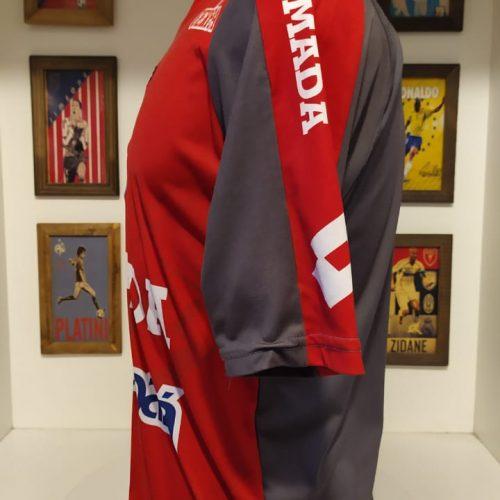 Camisa Paysandu Lotto treino