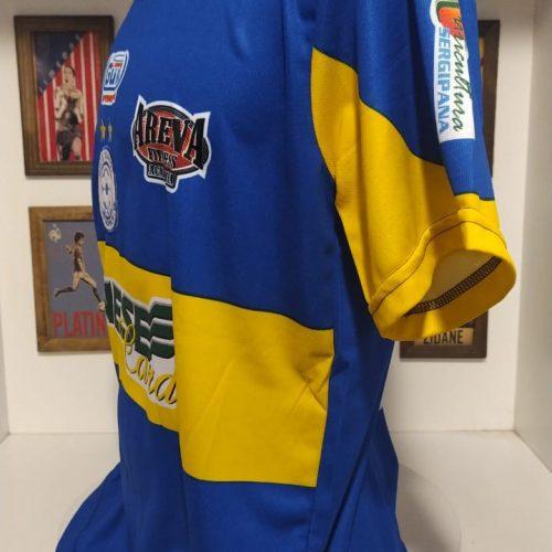 Camisa Boca Junior – SE Onza