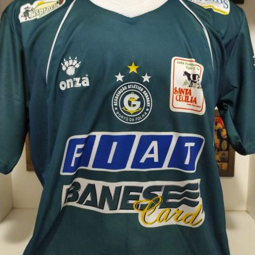 Camisa Guarany – SE Onza