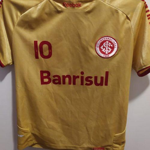 Camisa Internacional Reebok 2009 centenário