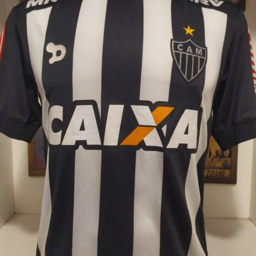 Camisa Atlético Mineiro Dry World 2016 Mansur
