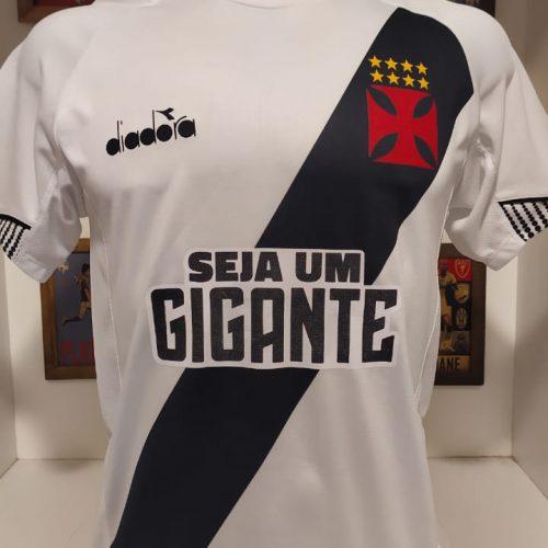 Camisa Vasco da Gama Diadora 2018 Wagner