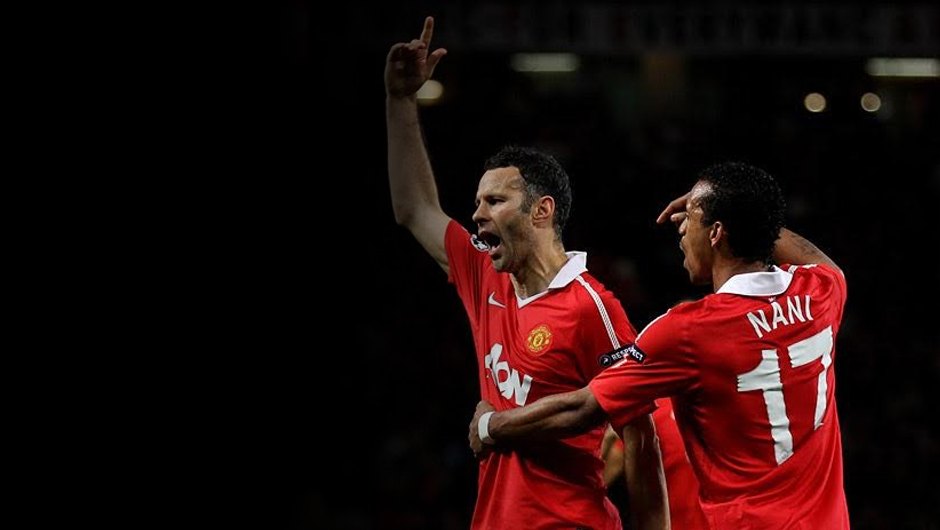 Manchester United 2010-11, Giggs