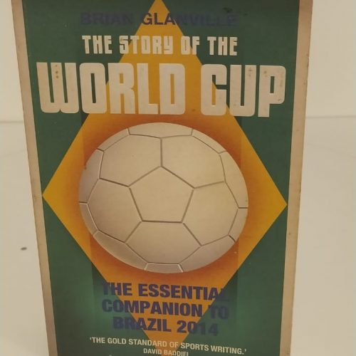 Livro The story of the World Cup