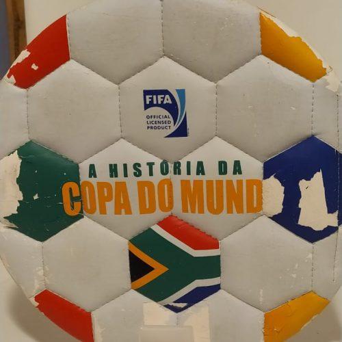 Livro A história da Copa do Mundo FIFA