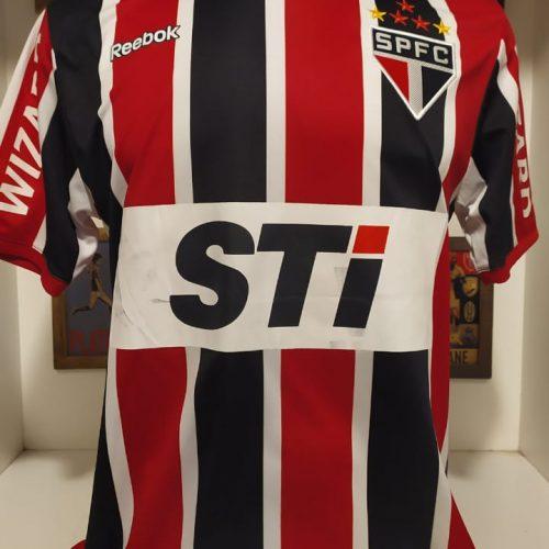 Camisa São Paulo Reebok 2012 Canete