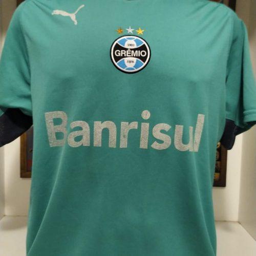 Camisa Grêmio Puma treino verde