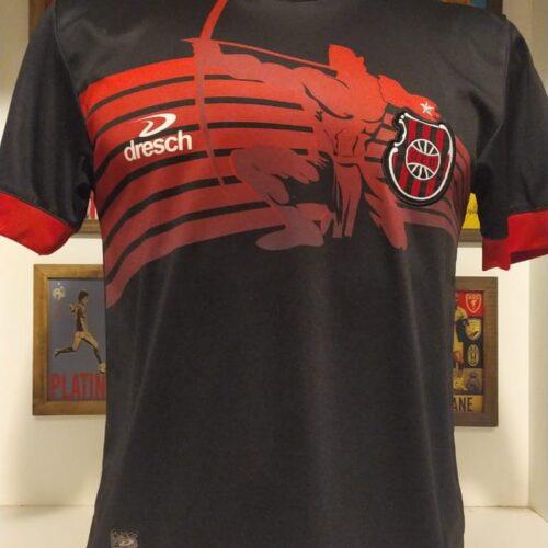 Camisa Brasil de Pelotas – RS Dresch preta