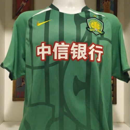 Camisa Beijing Guoan Nike 2012