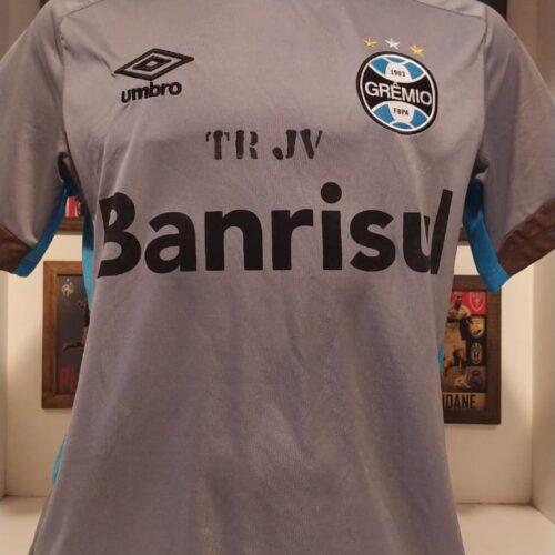 Camisa Grêmio Umbro treino juvenis