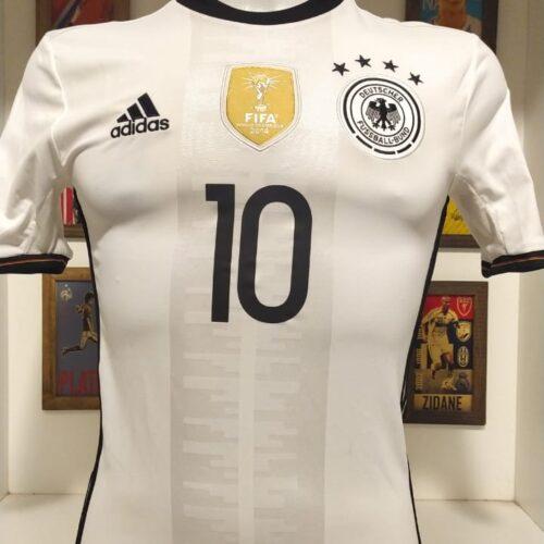 Camisa Alemanha Adidas 2016 Podolski Eurocopa