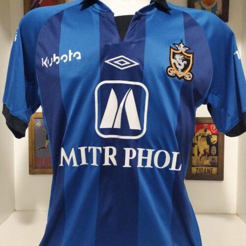 Camisa Ratchaburi Mitr Phol Kubota Douglas
