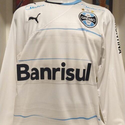 Camisa Grêmio Puma 2010 mangas longas