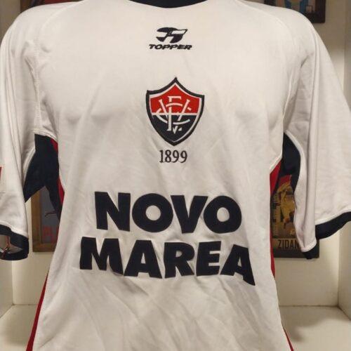 Camisa Vitória – BA Topper 2001 Campeonato Brasileiro